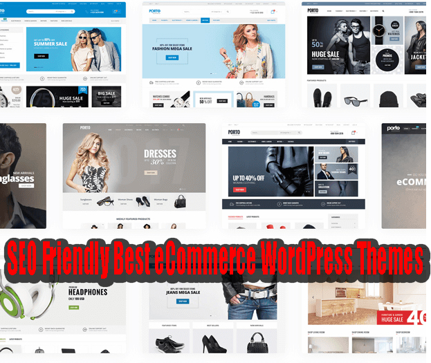 10 SEO Friendly Best eCommerce WordPress Themes With Buyer's Guideline