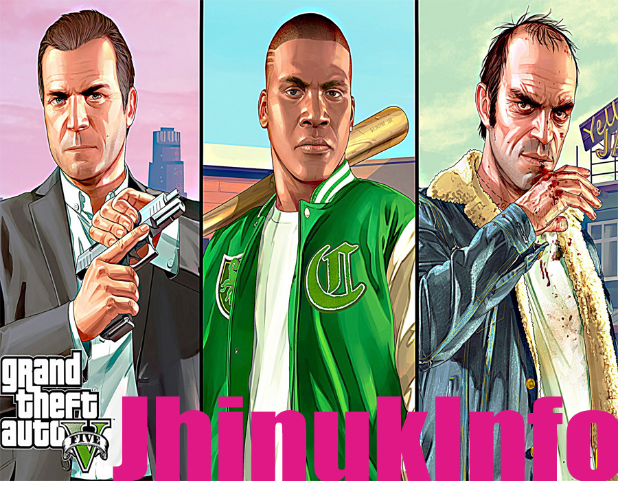 Grand Theft Auto V game reviews and full details