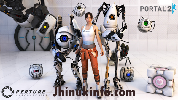 Portal 2 Game Reviews,Development Details and more Information