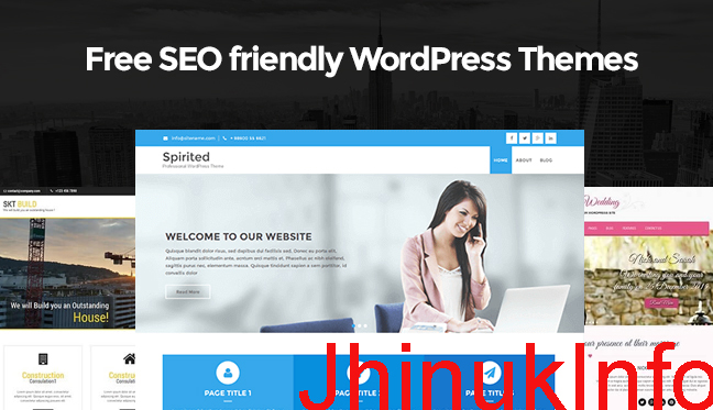 10 SEO friendly WordPress Themes For blog