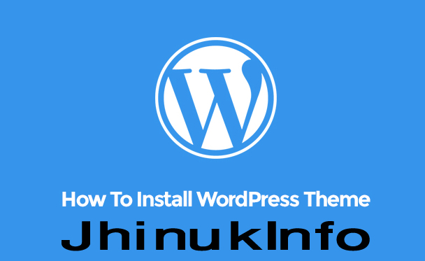 How to install wordpress theme in 2 minutes