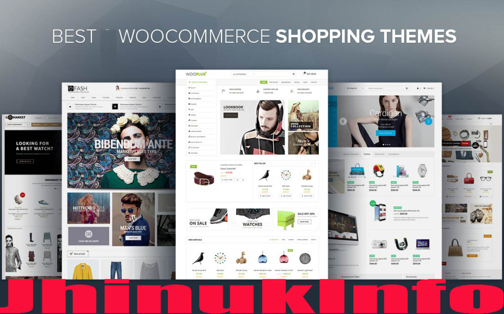 Top 10 Responsive Best Woocommerce theme reviews