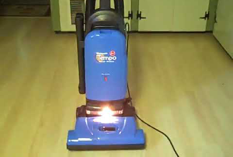 Hoover U5140-900 Tempo Wide path Bagged Upright Vacuum Review