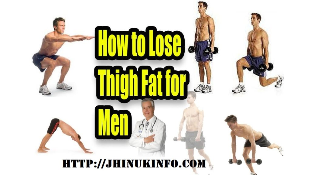 Easy Steps – Learn How To Lose Thigh Fat For Men