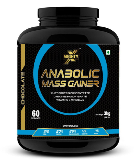 Why Should You Consider Mass Gainers?