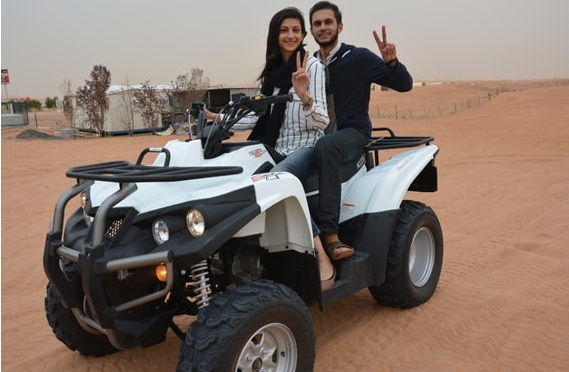 Attraction of Desert Safari Dubai
