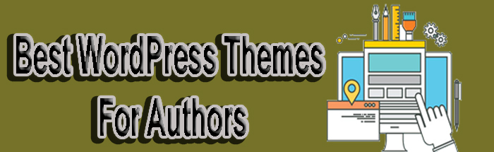 Best WordPress Themes For Author