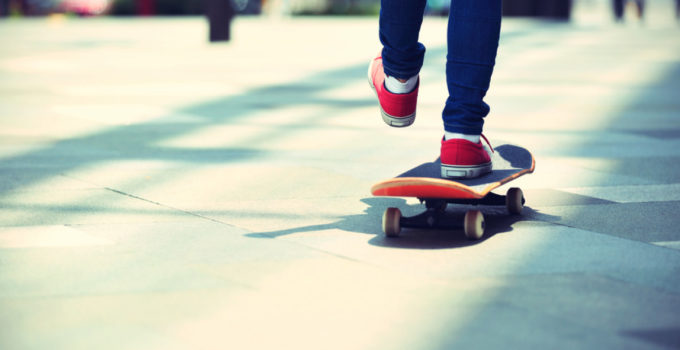 What you Need for Skateboarding